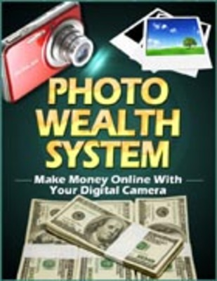 Product picture Lucrative Photo Wealth System