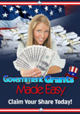Product picture Government Grants Made Easy