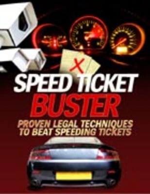 Product picture Speed Ticket Buster
